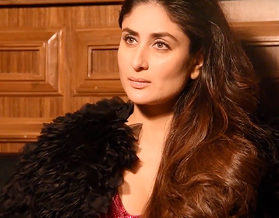 Behind the scenes with Kareena Kapoor | Hello! India