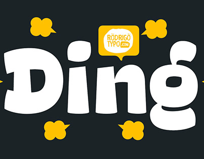 Ding Typeface