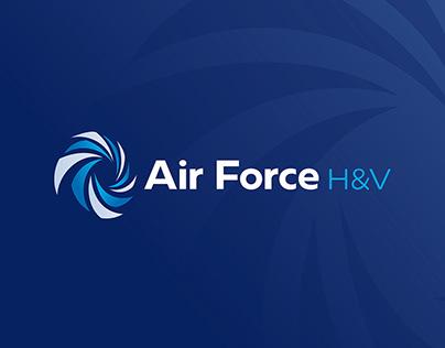 Air Force H&V Branding