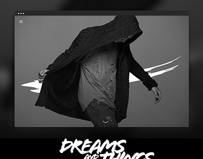 Dreams & Things | Website