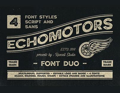 Echomotors