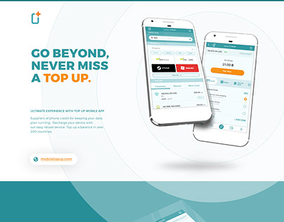 Android app for mobiletopup.com