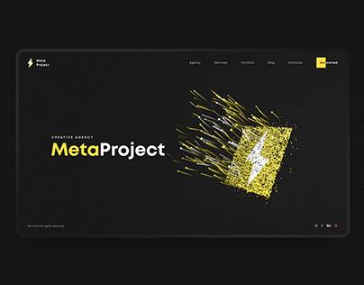 Web studio, branding