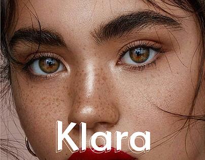L'atelier de Klara I Visual Identity