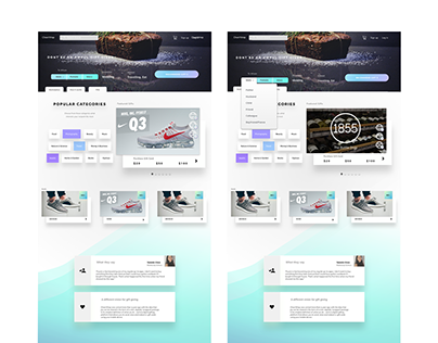 CheerWrap Landing Page Redesign
