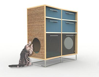 Manhattan Meow Box
