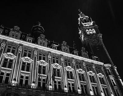 Trois Villes de Nuit