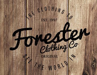 Logo Design / Forester