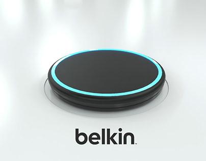 Belkin Wireless Charging Pad | 3D Animation