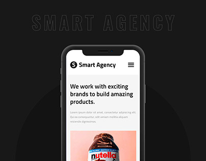 Smart Agency - Bootstrap Theme