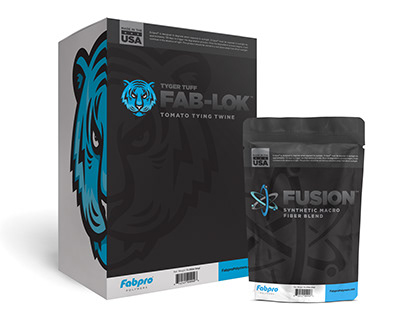 Fabpro Polymers Product Branding and Packaging