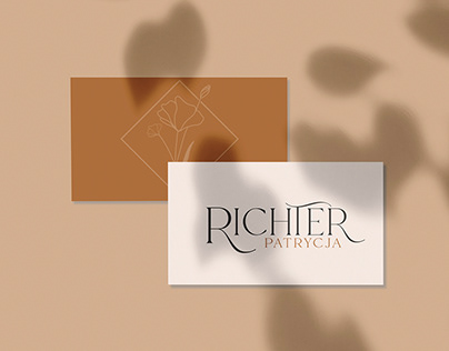 Logo dla Marki Patrycja Richter