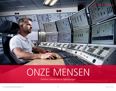 Annual Report - DOW BENELUX - Sustainability Report