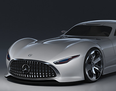 Mercedes Gran Turismo