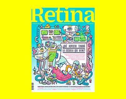 RETINA ELPAÍS #28 June 2020 - Art Direction