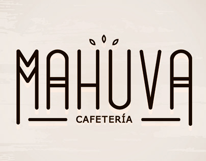 Logo Mahuva - Cafetería