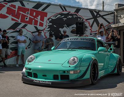 RAUH-Welt Begriff Porsche Reveal photography & article