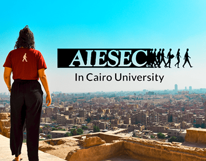 Video Editing for AIESEC In Cairo University.