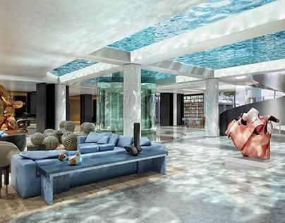 Casino Design by Hassell Studio
