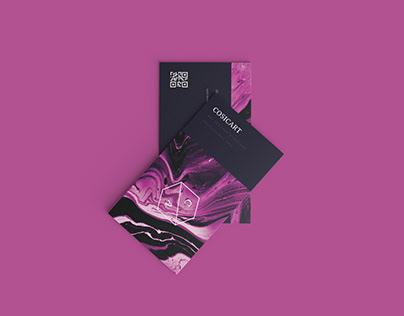 Art Business Card | Business Card