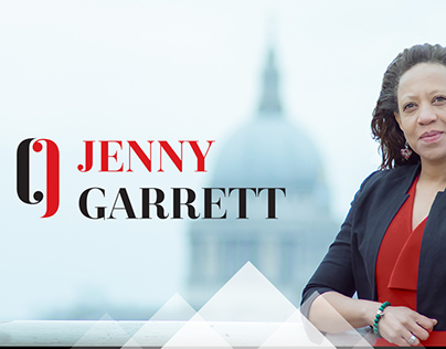 Branding, Logo & Digital Design for Jenny Garrett