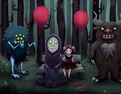 Friends from the Dark Forest