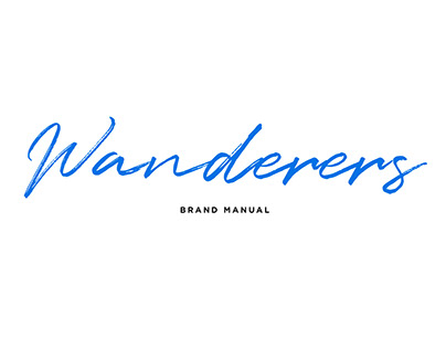 WANDERERS | Logo Design and Branding