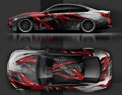 "BMW 4series Cabrio ""Art car"""