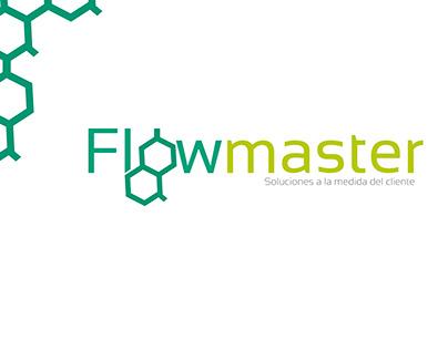 Identidad corporativa Flowmaster