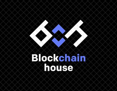 Blockchain house LOGO case study