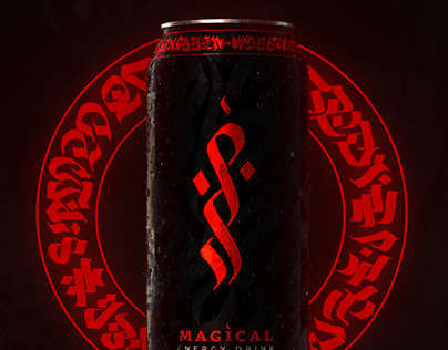 Magical Energy Drink