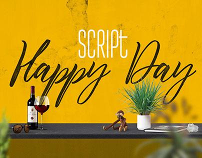 Happy Day Script
