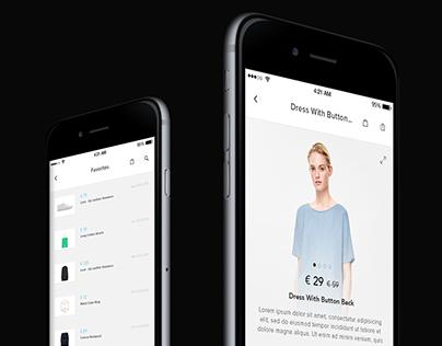 Elegance iOS UI Kit