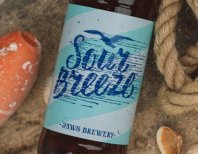 SOUR BREEZE & SOUR STORM. JAWS BREWERY