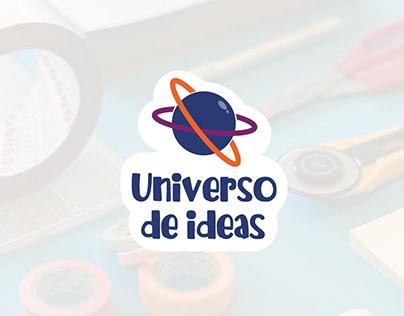 Universo de Ideas - Brand Identity