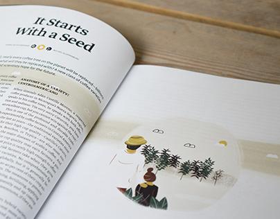 Standart Magazine - Future of coffee farms