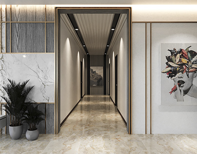 3D - Modern Luxury Apartment