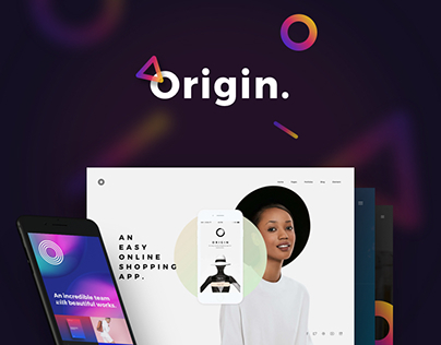 Origin - Creative Multi-purpose WP Theme