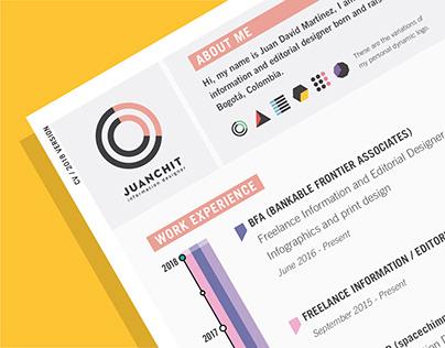 CV / Infographic Resume