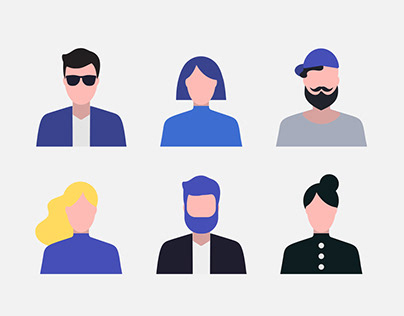 iCons of user avatar