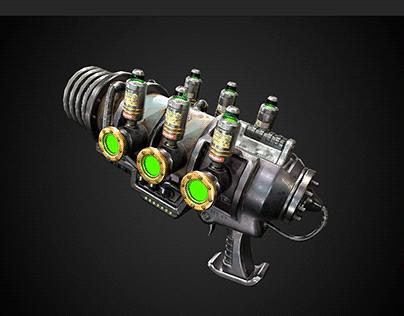 Plasma Gun Bulky