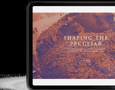 Shaping The Peculiar | E Publication