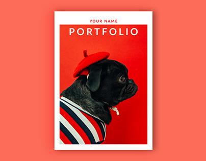 Adobe: Portfolio or Lookbook Layout (Download)