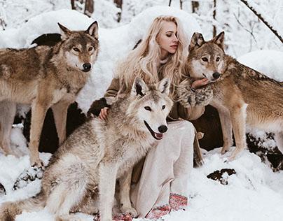 Wolf & I