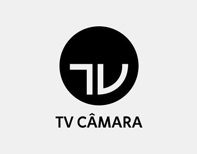 TV CÂMARA - Redesign da Marca