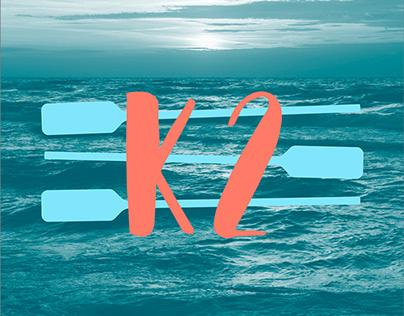 K2 - logo design