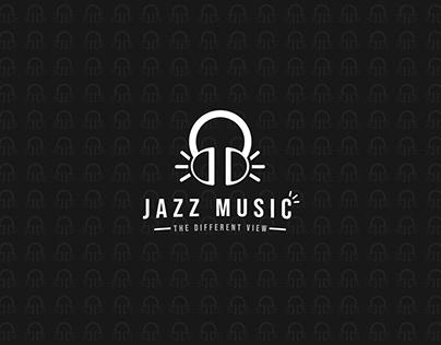 Jazz Music Logo design