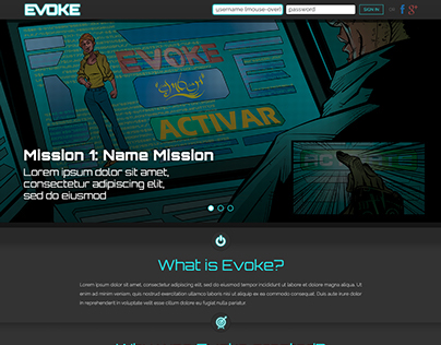 Evoke Project - Banco Mundial