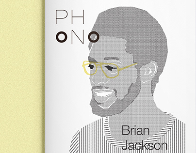 rso196, phono (logotype, editorial design)
