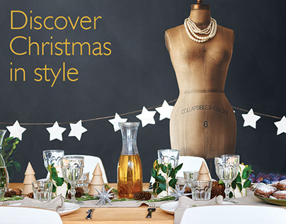 Design Quarter Christmas Campaign
